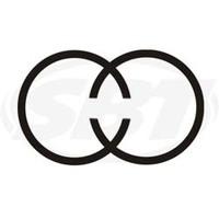 Комплект колец для гидроциклов Kawasaki 1100 DI 1100 STX DI /Ultra130 2000 2001 2002 2003 2004