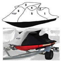 1996-2001 GS, GSX, GSX Ltd., GSX RFI Sea-Doo