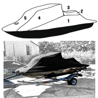 Sea-Doo Storage Cover Custom RXP /RXP 155 /RXP 215 /RXP X /RXP-X 255 /RXP-X 255 RS 2004 2005 2006 2007 208 2009 2010