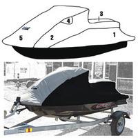 Kawasaki Storage Cover Custom STX 12F /STX 15F /STX 2003 2004 2005 2006 2007 2008 2009 2010 2011 2012