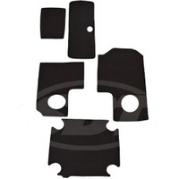 2011-2012 AR190 Elite Interior Mat Kit