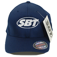SBT бейсболка с логотипом SBT цвет синий