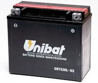 Аккумулятор для Гидроциклов Unibat GBTX20L-BS (18А-ч)