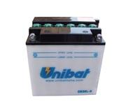 Аккумулятор для Гидроциклов Unibat CB30L-B (YB30CL-B/SM) (30А-ч)