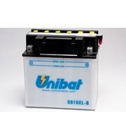 Аккумулятор для Гидроциклов Unibat CB16CL-B (YB16CL-B) (19 А-ч)