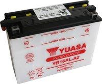 Аккумуляторная батарея Uniforce YB16AL-A2 (Yamaha VK540) сухозаряженный